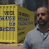 VÍDEO_Declaraciones de Javi Raboso, responsable de la campaña de Democracia y Cultura de Paz en Greenpeace España