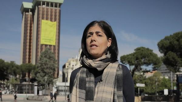 Declaraciones de Cecilia Carballo, portavoz de Greeenpeace