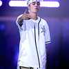 Justin Bieber live at The Palace of Auburn Hills on 4-25-2016. Photo credit: Ken Settle