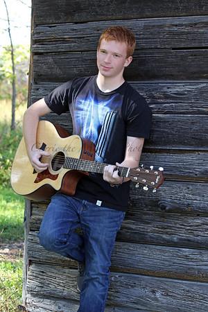 Justin Senior Pictures