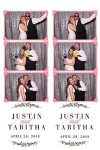 Justin & Tabitha's Wedding