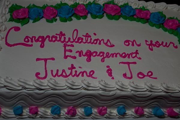 Justine & Joe