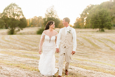 Justine and Travis Wedding