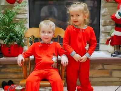 Christmas Pajama's