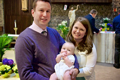 At the Baptism of Alexander James