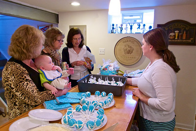 Celebration party for Alexander James