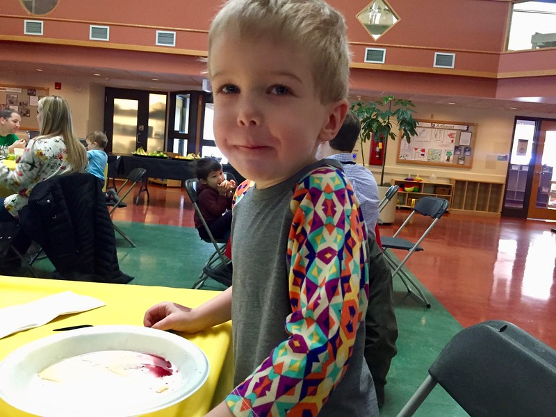 Daycare Pancake Breakfast