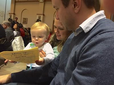 First Christmas Mass