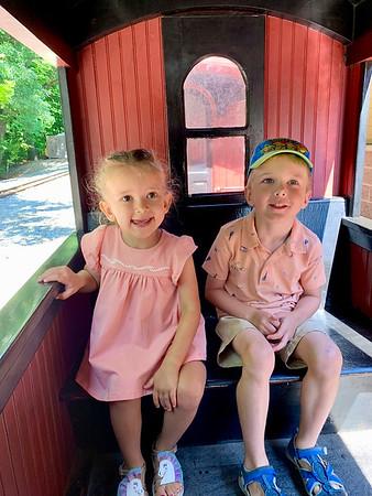 Summer Zoo trip