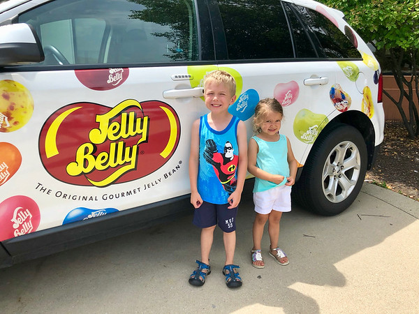 Jelly Belly Treat