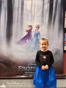 Frozen 2 show