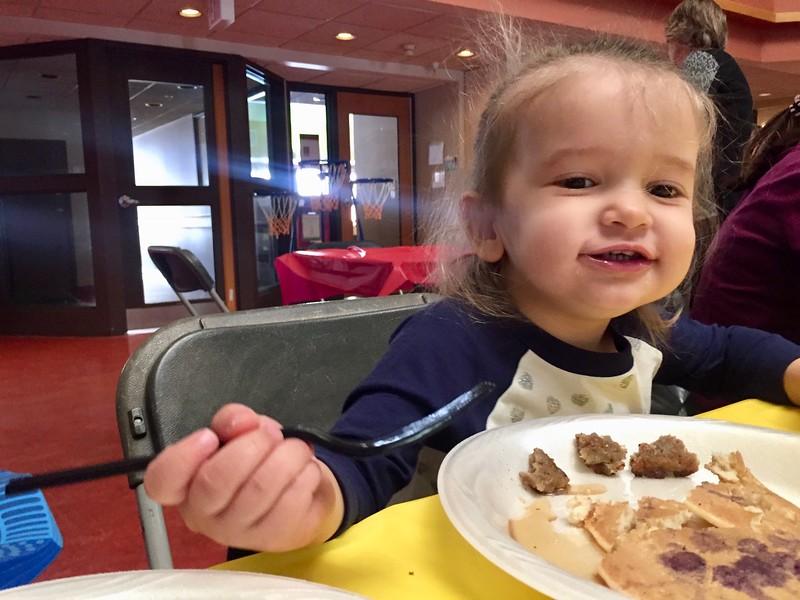 Daycare Pancake Breakfast