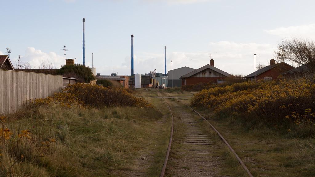 Thyborøn. Nov 11 2012 @ 13:17