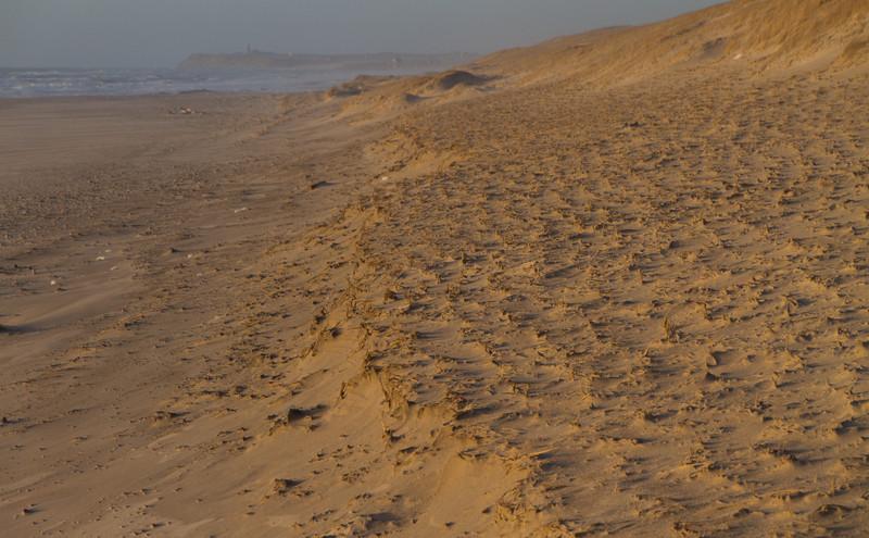 Bøvling klit. March 8 2012 @ 17:47