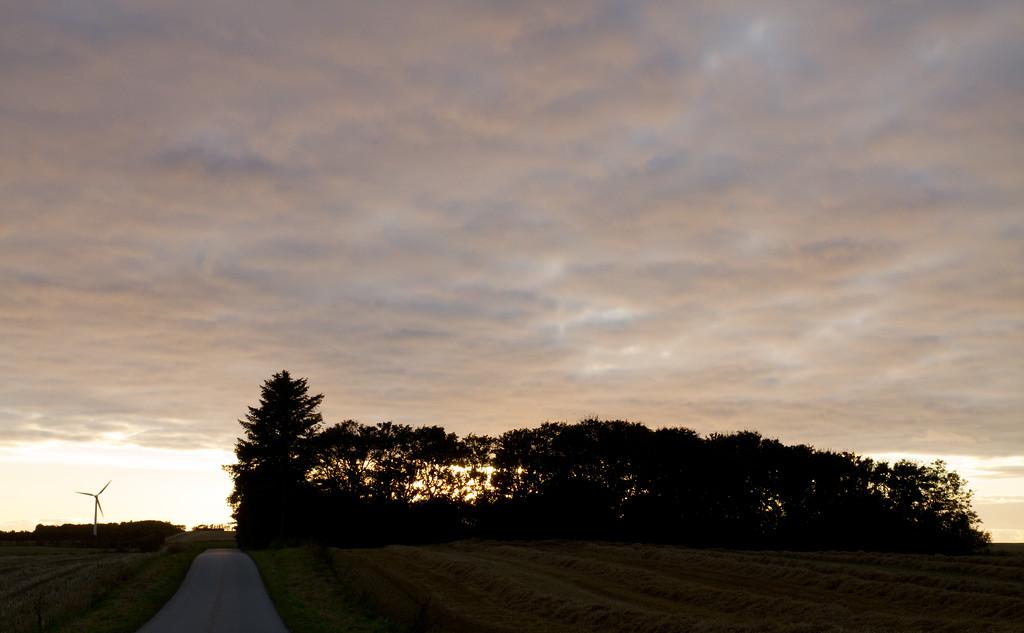 Thyholm. Sept 1 2011 @ 19:55