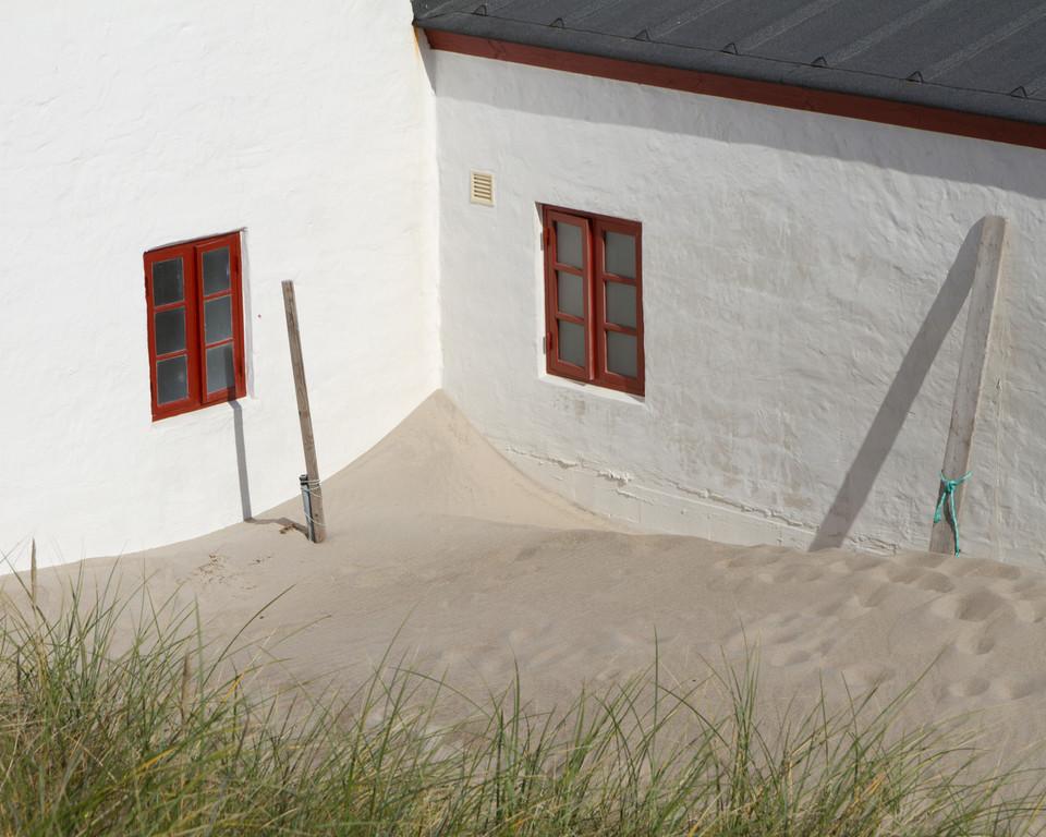 Stenbjerg Strand. Aug 13 @ 10:30