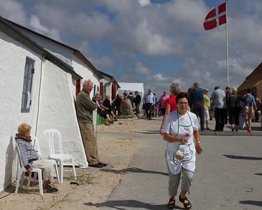 Stenbjerg strand 2011