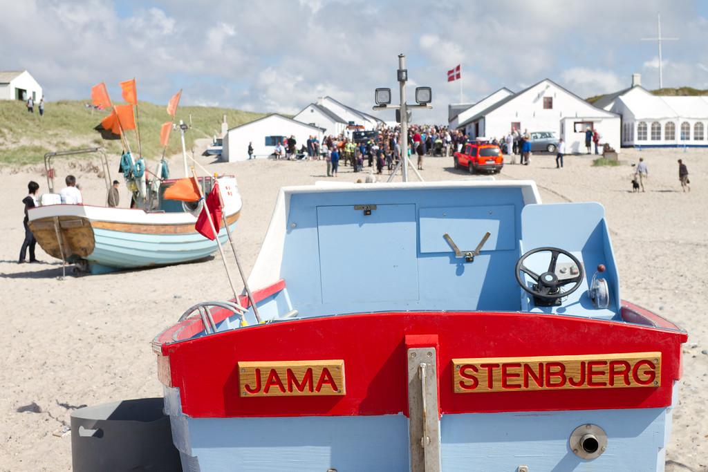 Stenbjerg Strand. July 10 @ 16:03