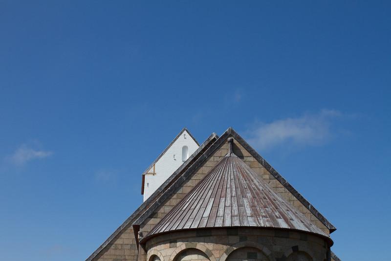 Vestervig kirke. July 31 @ 12:50