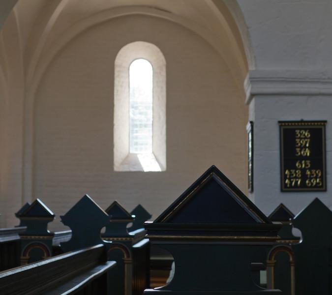 Vestervig kirke. July 31 @ 12:33