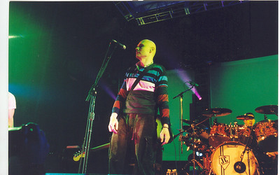 billy corgan;  zwan