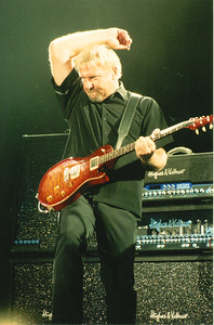 alex lifeson;  rush