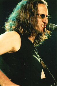 geddy lee;  rush