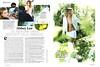 DONNA KARAN DKNY Be Delicious 2015 Spain spread (advertorial Glamour) <br /> 'Abbey Lee - Un perfume para sentirte en el paraíso'<br /> <br /> MODEL: Abbey Lee Kershaw, PHOTO: Mario Sorrenti