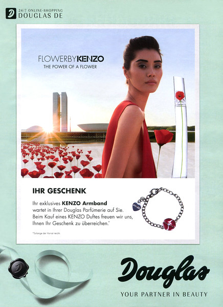 Flower By Kenzo 2015 2016 Glossypages