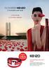Flower by KENZO L'Elixir 2015 Belgium (Planet Parfum stores)  'Le pouvoir d'une fleur - Le nouveau parfum - Votre cadeau exclusif - Un exclusif bracelet Kenzo'
