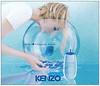 L'Eau par KENZO 1998 Finland small format 'H2O + ♥ = L'Eau par Kenzo'