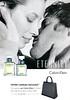 CALVIN KLEIN Eternity + Eternity for Men 2004 Belgium 'Votre cadeau excludif - Ce superbe sac Calvin Klein...'