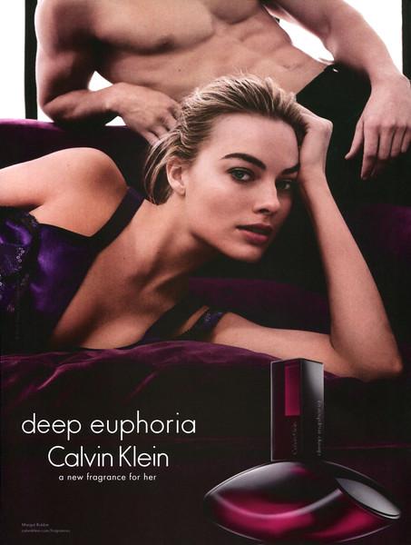 CALVIN KLEIN Deep Euphoria 2016 Spain 'A new fragrance for her'