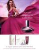 CALVIN KLEIN Euphoria 2015 Spain 'Free the fantasy - A fragrance for women - El regalo pefecto para esta Navidad'