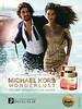 MICHAEL KORS Wonderlust 2016 Germany (Douglas stores) 'Let desire lead the way - The new fragrance for women - Neu - Nur bei Douglas'