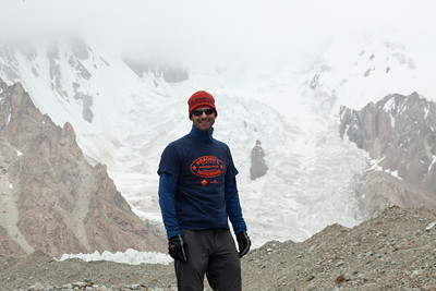 In front of K2.