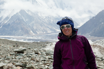 Erin up by K2.