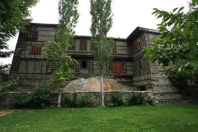 The Shigar Palace.