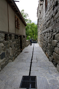 Shigar Fort had been restored and is now a very nice hotel.  They charge western rates as well!