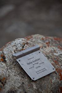 Another Broad Peak memorial.