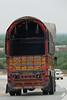 The standard Pakistani truck.