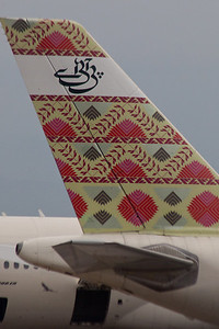 The different tail schemes that PIA uses.