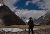 K2 lies north from Concordia, up the Godwin-Austin Glacier.