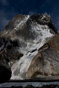 Unknown mountain.