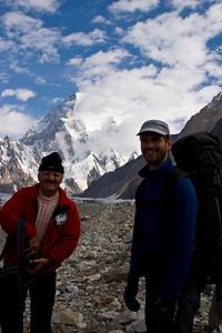Ayub, Rich and K2.