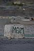 More political grafitti for MQM.