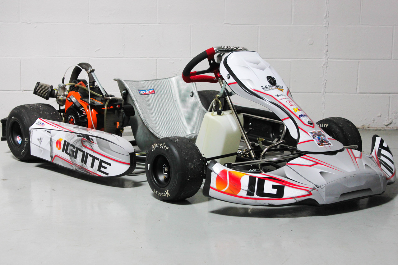 Margay Racing, LLC | Karts | Dealer Listing