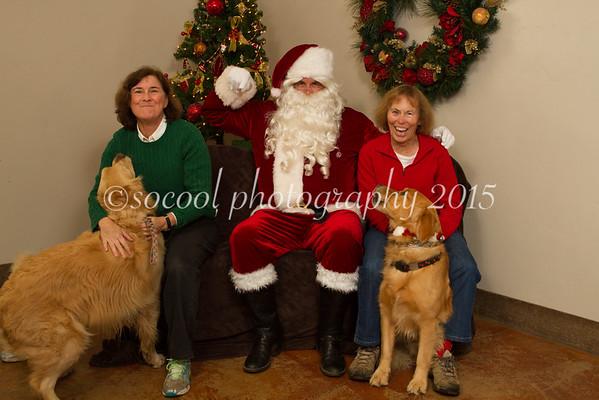 2015 - Santa Photos