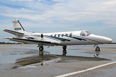 Cessna 550 N990M 7-22-16