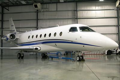 Gulfstream G200 N165PB